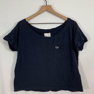 Gilly Hicks crop Top T-shirt / Large